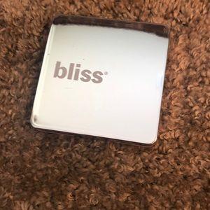 Bliss Makeup - Bliss bronzer